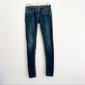 Rock Revival Super Skinny Jacklyn Denim Jeans